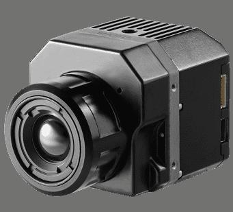 Kamera termowizyjna do drona